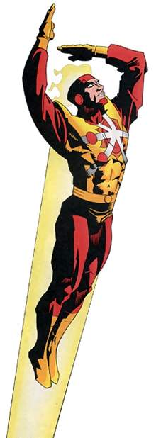 Abell Firestorm from Starman #38